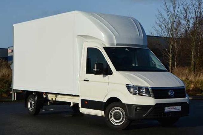 Volkswagen Crafter CR35 102PS LWB Luton - Tail Lift