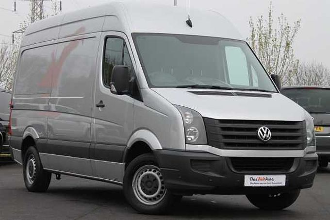 Volkswagen Crafter 2.0TDI (136PS) CR35 MWB Panel Van